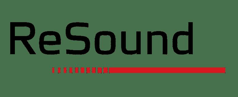 ReSound Manufacturer Logo